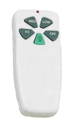 Ellington Fan Series Hand Held Remote System RCI-103