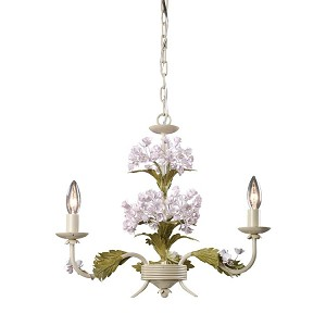 Lilac Chandelier 123-004