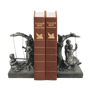 Not Too High Bookends (Set Of 2) 93-7451