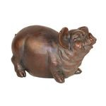 Pudgy Porky Statue 87-3474