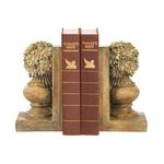 Floral Urn Bookends (Set Of 2) 87-4380