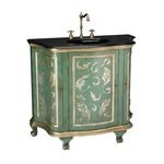 Aquarelle Cabinet With Sink 88-1011SM