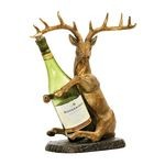 Deer Wine Holder 91-2120