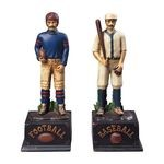 Favorite Pasttimes Bookends (Set Of 2) 91-5215
