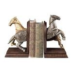 Knights Horse Bookends 93-10062/S2