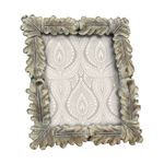 Florintine Scroll Large Inperial Silver Picture Frame 93-19199
