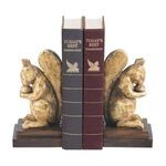 Acorn Lover Bookends (Set Of 2) 93-9269