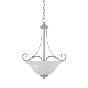 Stratton Collection Inverted Pendant 98031-SP