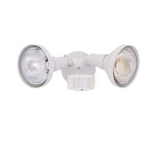 Security Collection 180 Deg. Motion Detector P218C-06