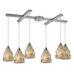 Seashore Collection 6-Light Pendant– 20000/6