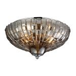Crystal Collection Polished Chrome 2-Light 12