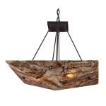 Imperial Granite Collection Pendant 8875/4 SKU# 452929