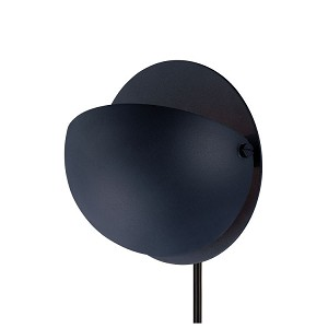 "Orsen Collection 4"" 1-Light Black Wall Lamp LS-16440BLK"