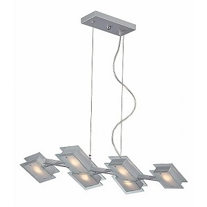 Fadri Collection 6 Light Pendant - LS- 19352