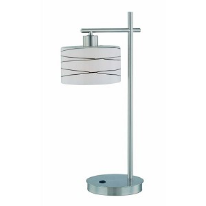 "Lenza Collection 1-Light 25"" Table Lamp LS-21513"