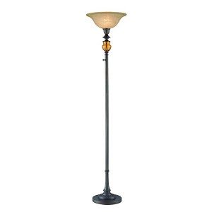Nisha Collection Torchiere Lamp - LS- 81078