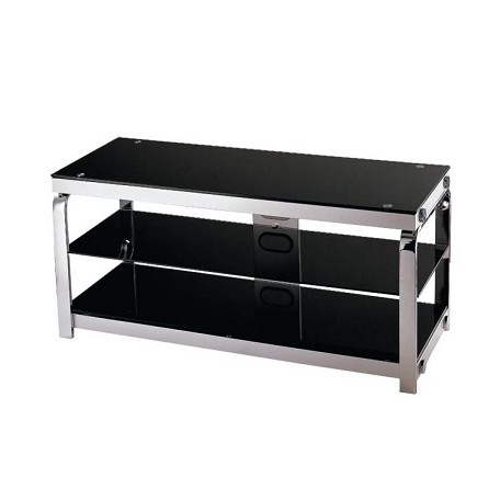 Enzo Collection Chrome Television Stand LSH-5614
