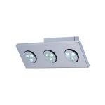 "Zella Collection 3-Light (sets) 13"" Silver LED Wall Lamp LS-16103"