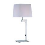 Fritzi Collection Table Lamp - LS- 21016PS/WHT
