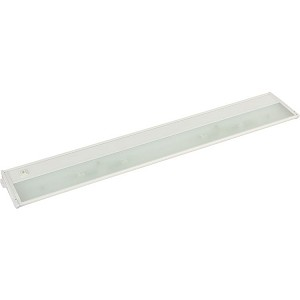 CounterMax Collection 4-Light White Under Cabinet Light 87453WT