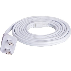 "CounterMax Collection White MX2 72"" Power Cord 87817WT"