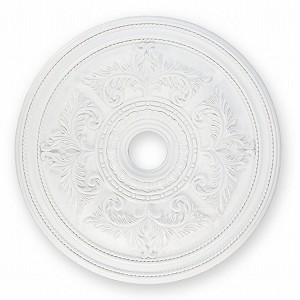 "Livex Lighting 30"" White Ceiling Medallion 8210-03"