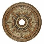 "Livex Lighting 30"" Venetian Patina Ceiling Medallion 8210-57"