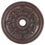 "Livex Lighting 30"" Imperial Bronze Ceiling Medallion 8210-58"