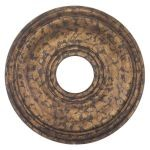 "Livex Lighting 16"" Venetian Golden Bronze Ceiling Medallion 8217-71"