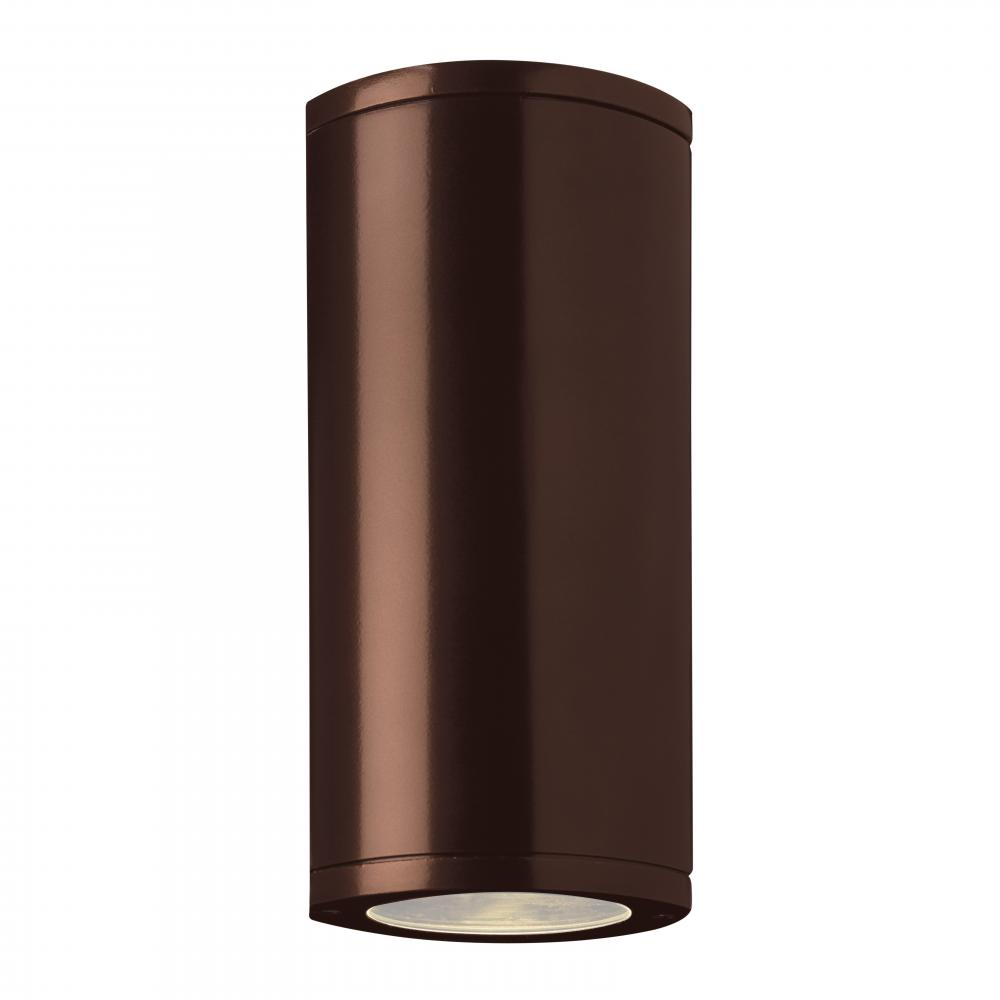 Wall Sconces For Damp Locations : Access Down Lighting Marine Grade Wet Location Outdoor Wall Sconce From Trident Bronze 20389MG ...