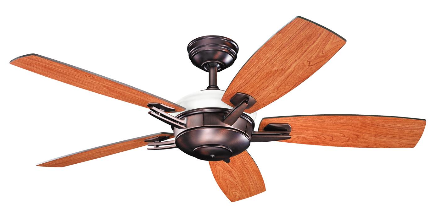 Ceiling Fan Blade Pitch Efficiency Kichler Ceiling Fan