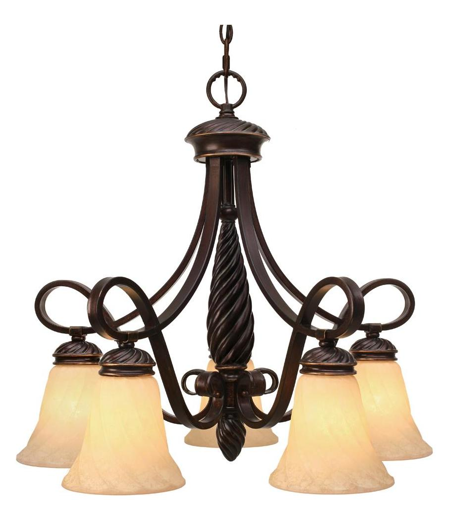 Foyer Chandelier Bronze : Golden cordoban bronze torbellino light foyer chandelier