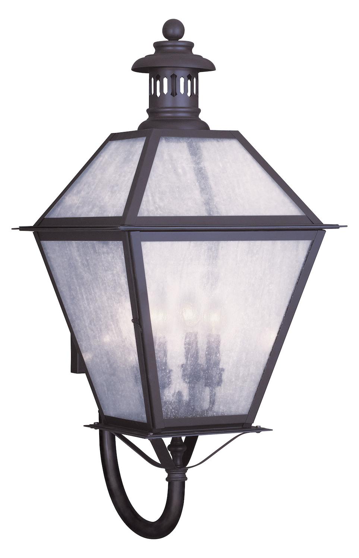 Livex Lighting Bronze 4 Light 240 Watt 15 Quot Wide Outdoor