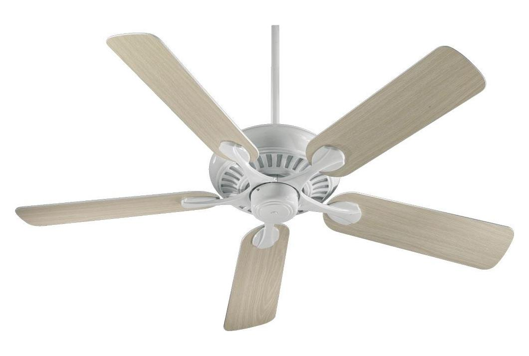 Quorum White Ceiling Fan White 91525 6 From Pinnacle