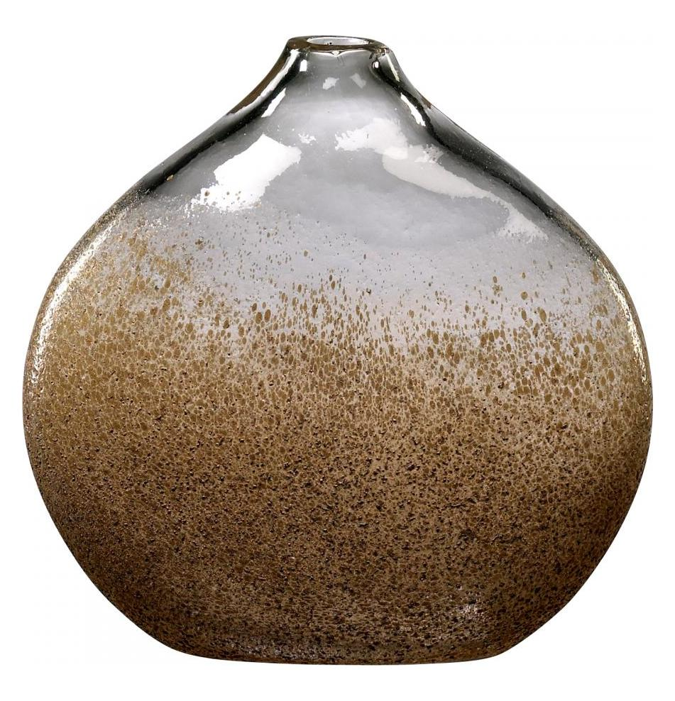 Cyan Designs Russet and Gold Dust 8in. Small Russet Vase