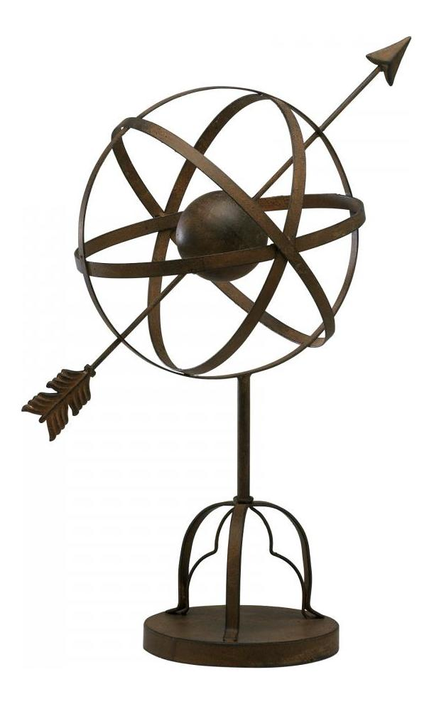Cyan Designs Aged Rust 25.25in. Galileo Stand