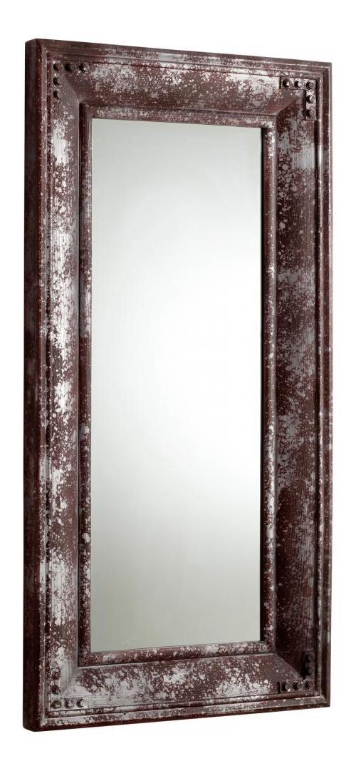 Cyan Designs Rustic Mercury Rectangular Mirror Rustic