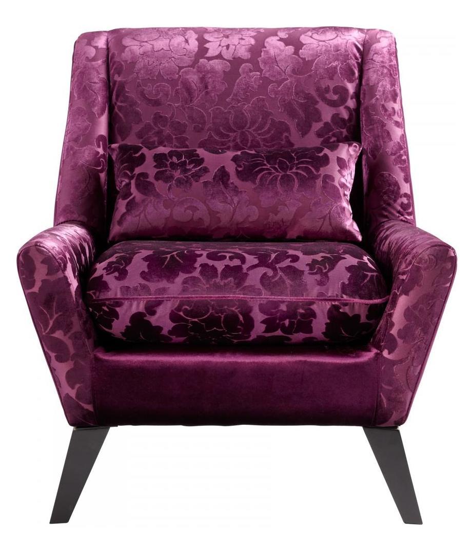 Kohls Light Purple Accent Designed Chair: Cyan Designs Purple Mr. B. Riches Chair Purple 05264 From