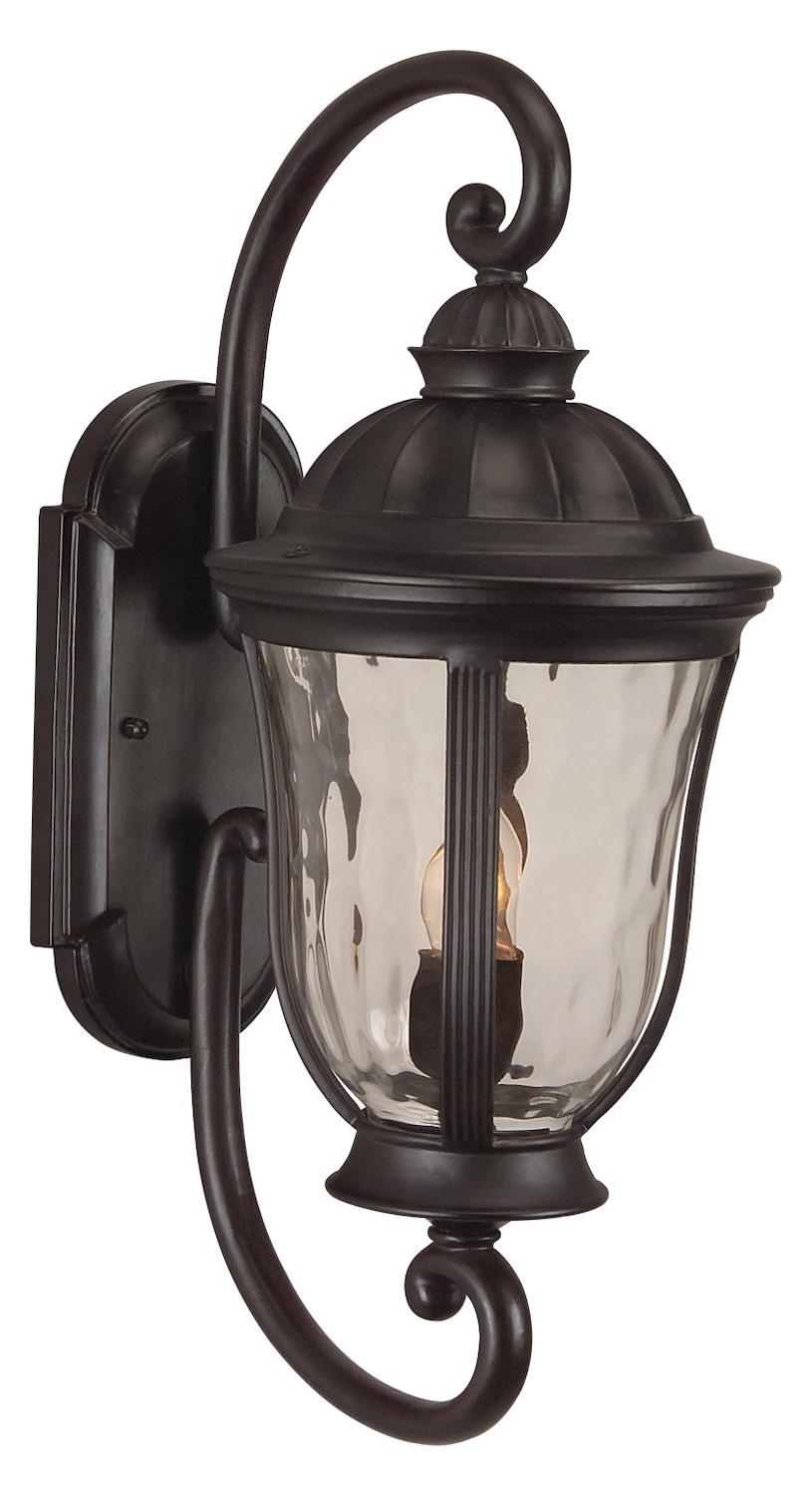 Craftmade Oiled Bronze Frances 2 Light Outdoor Wall Sconce
