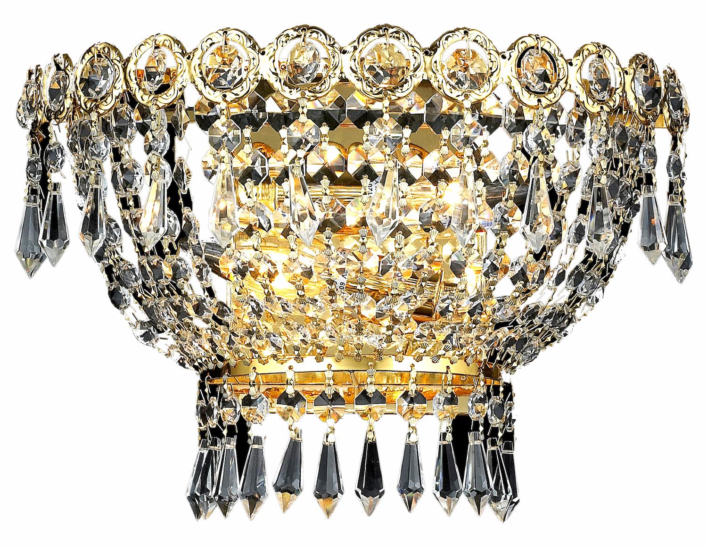 Elegant Lighting Swarovski Elements Clear Crystal Century