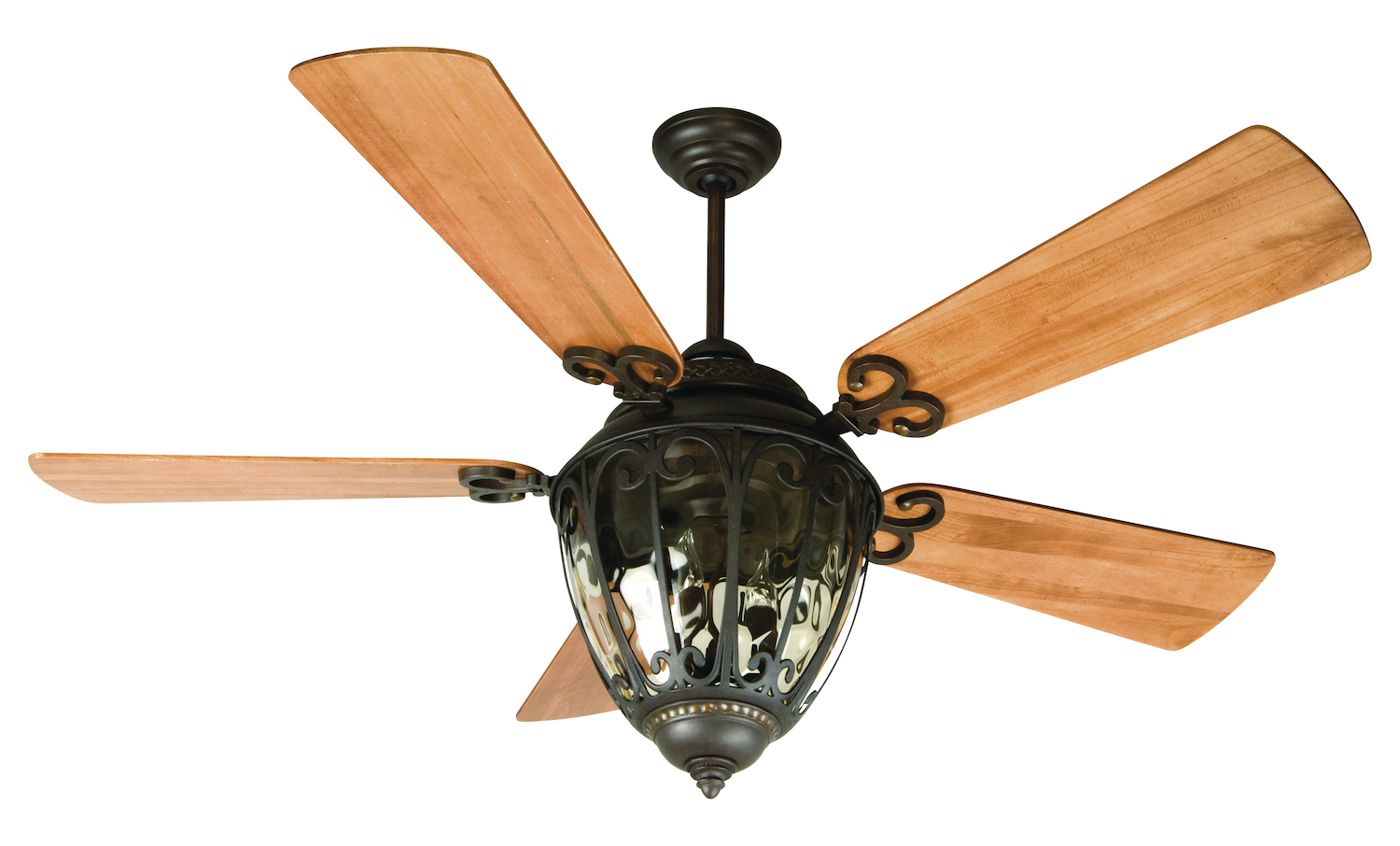 Craftmade Aged Bronze Ceiling Fan
