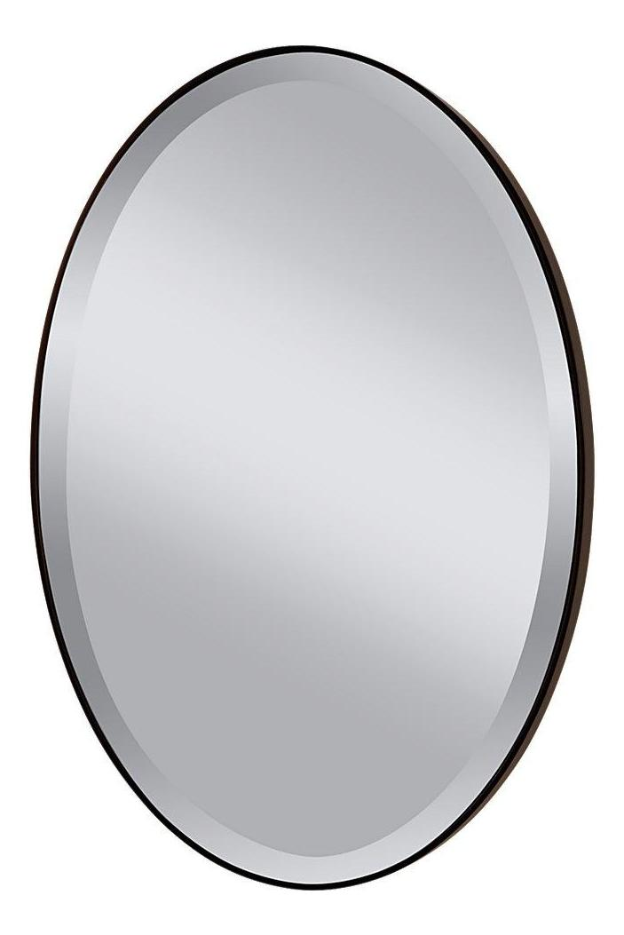 murray feiss bathroom mirrors feiss mirror rubbed bronze mr1126orb from johnson 19689