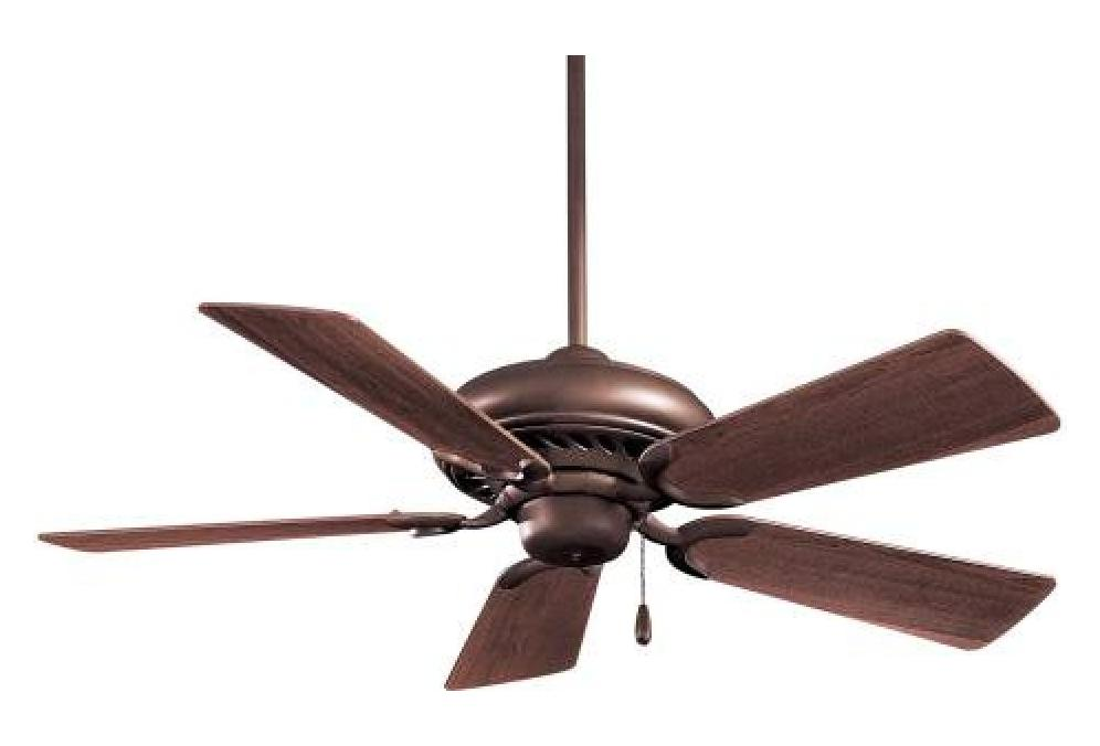 Minka Aire Oil Rubbed Bronze 5 Blade 44in Ceiling Fan