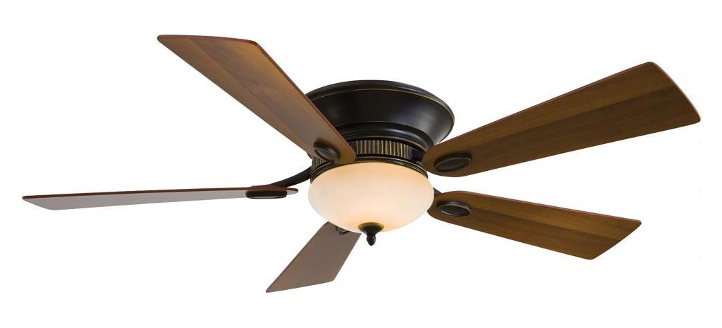 Minka Aire Two Light Dark Restoration Bronze Ceiling Fan