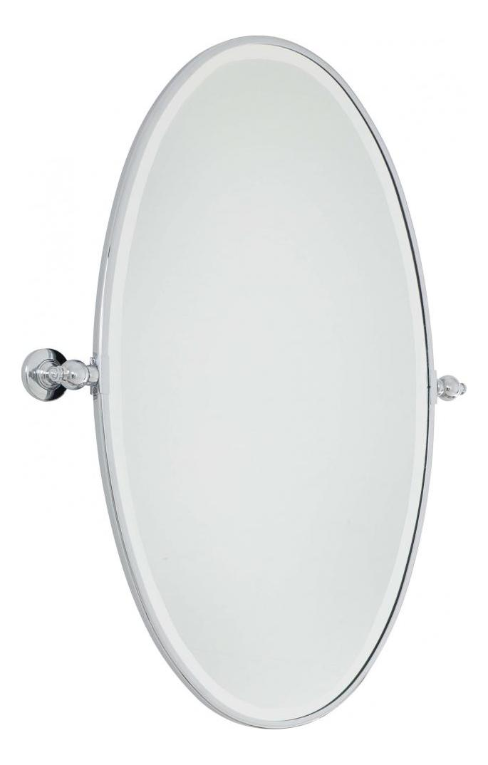 Minka Lavery Chrome Extra Large Oval Pivoting Bathroom