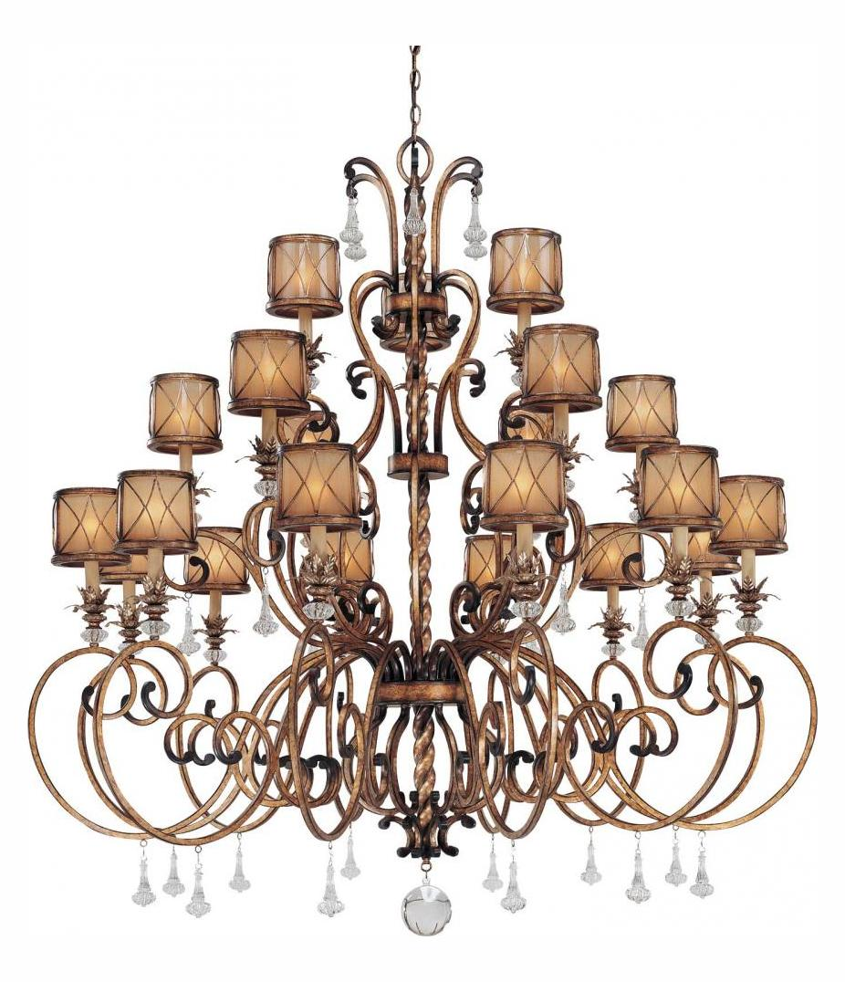 Minka-Lavery 21 Light Aston Court Chandelier