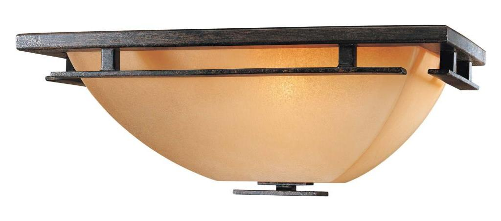 Minka-Lavery Iron Oxide 1 Light 15.25In. Width Wall Sconce From The Lineage Collection