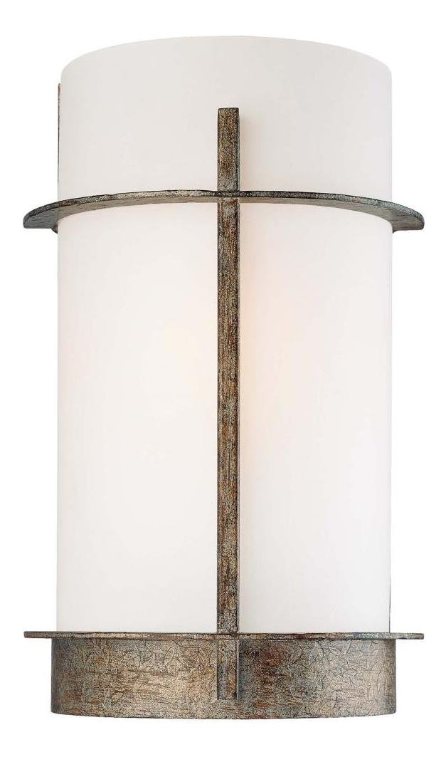 Minka-Lavery Compositions 1 Light Wall Sconce Nov/09