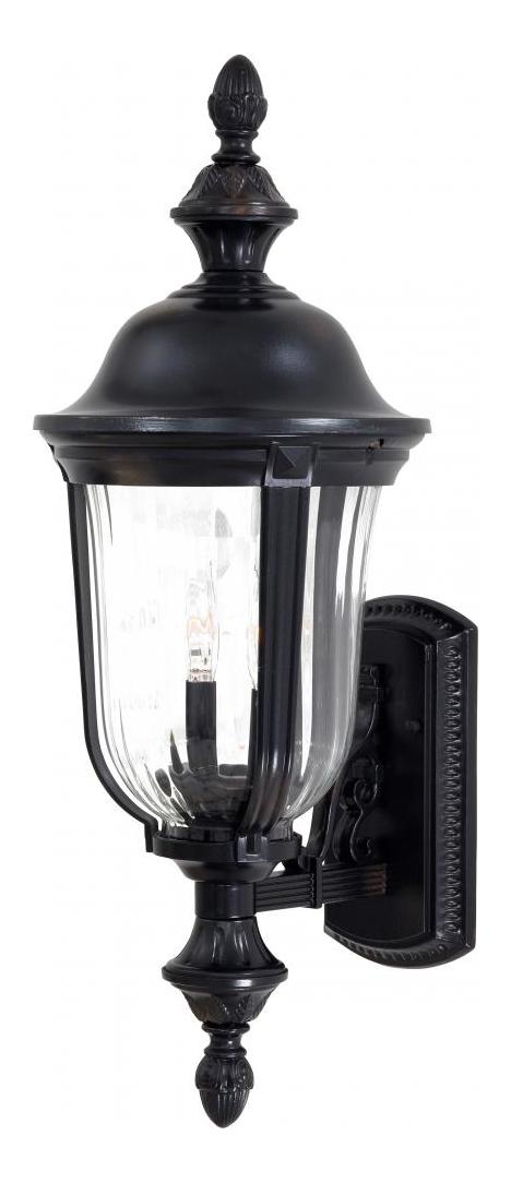 Minka Lavery 2 Light Outdoor Wall Sconce With Heritage