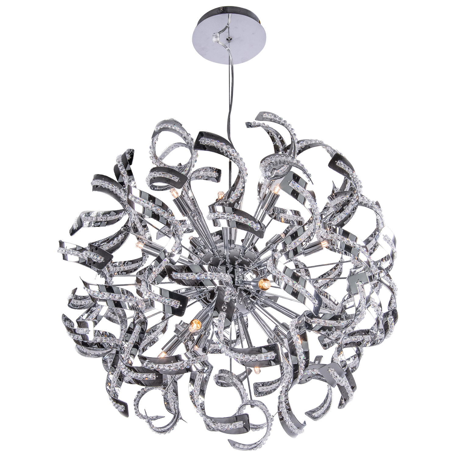 plated frame libra glass thelibracompany p chandelier asp the large ribbon nickel company skye